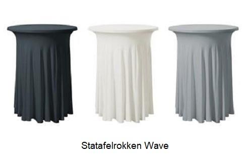 Statafelrok wave